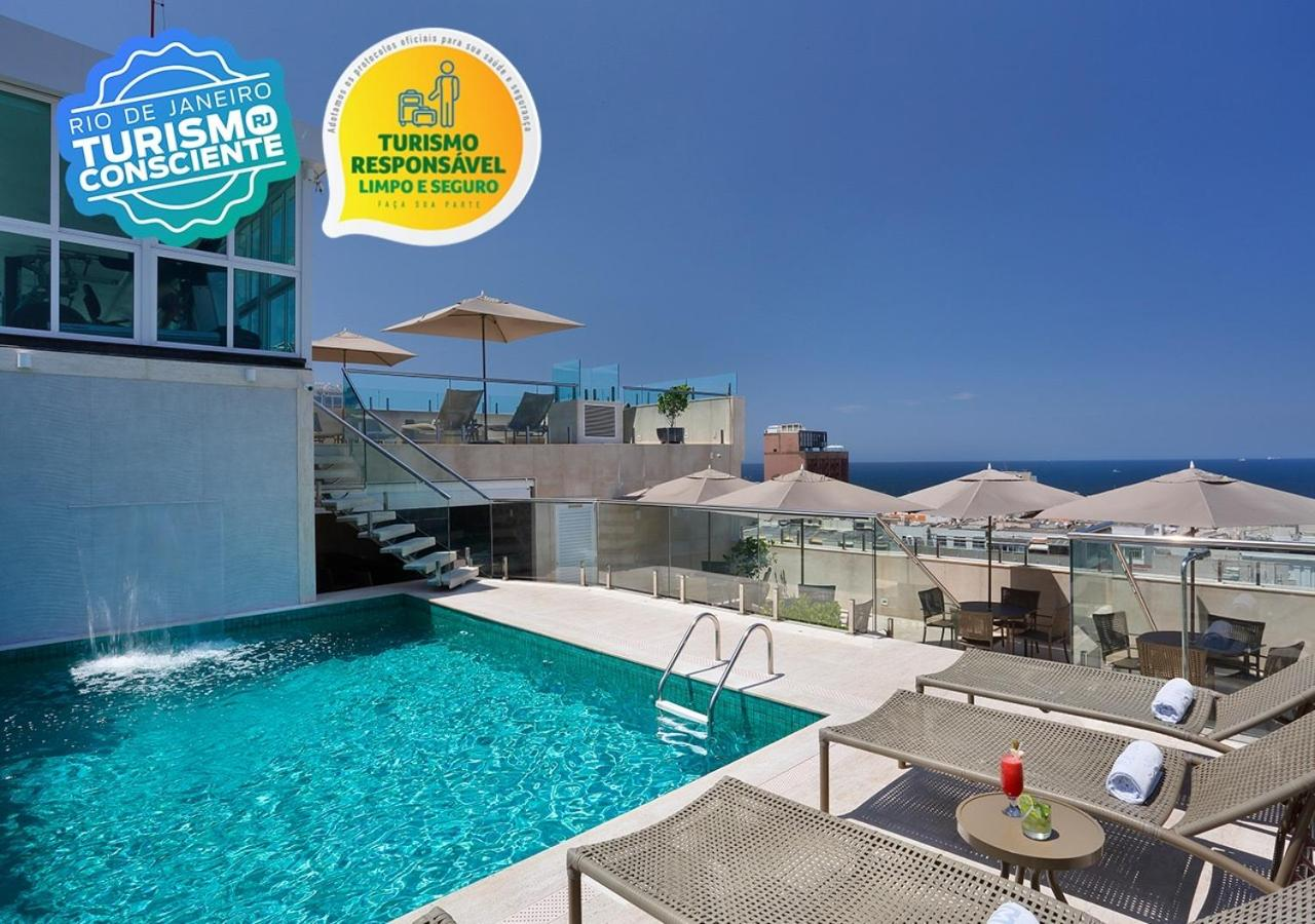 Отель  Отель  Mirasol Copacabana Hotel