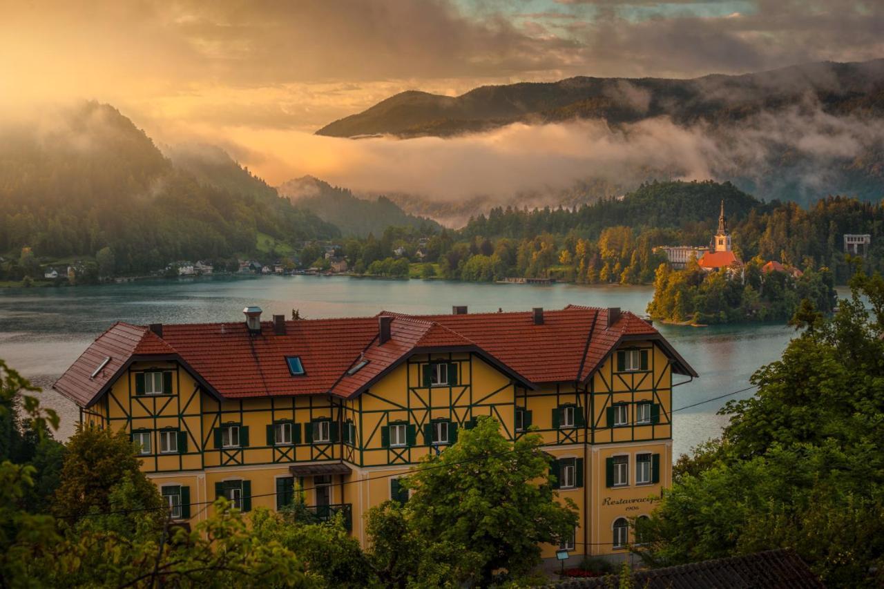 Фото Отель Hotel Triglav