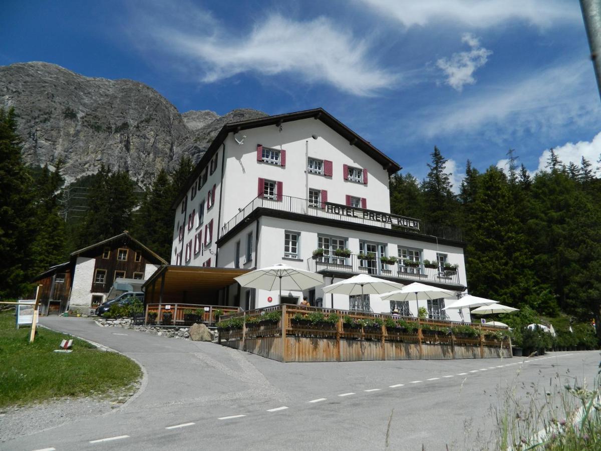 Мини-гостиница Hotel Preda Kulm
