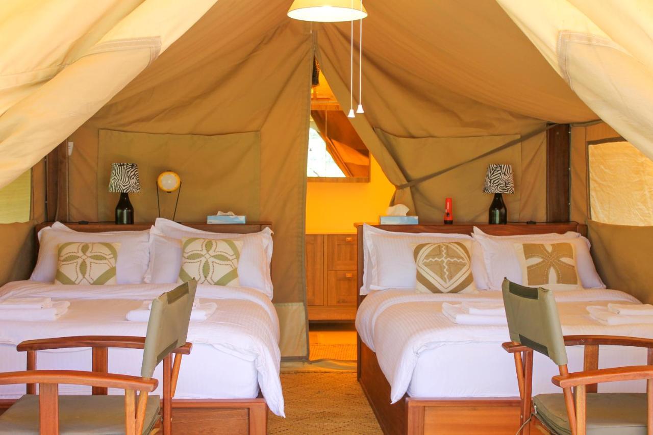 Люкс-шатер  Luxurious Tents In Naivasha