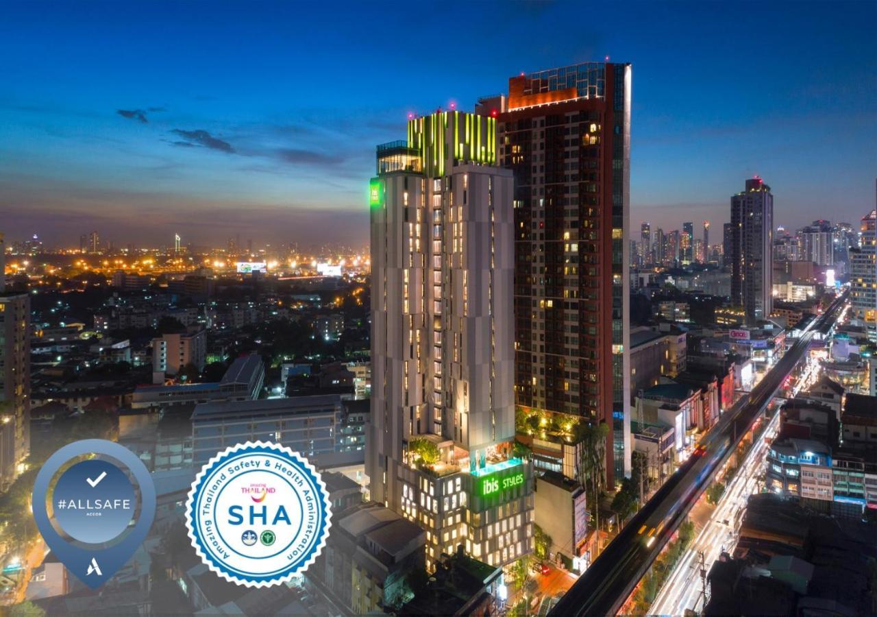 Отель  ibis Styles Bangkok Sukhumvit Phra Khanong  - отзывы Booking