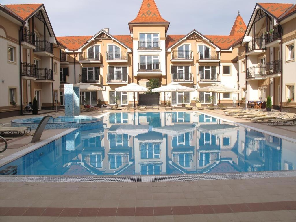 Апартаменты/квартира  Palville luxury rooms with pool  - отзывы Booking