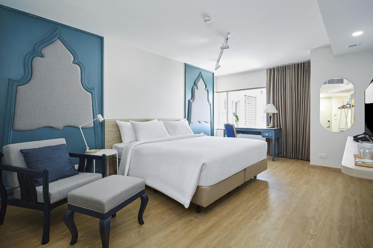 56 Surawong Hotel And Residence