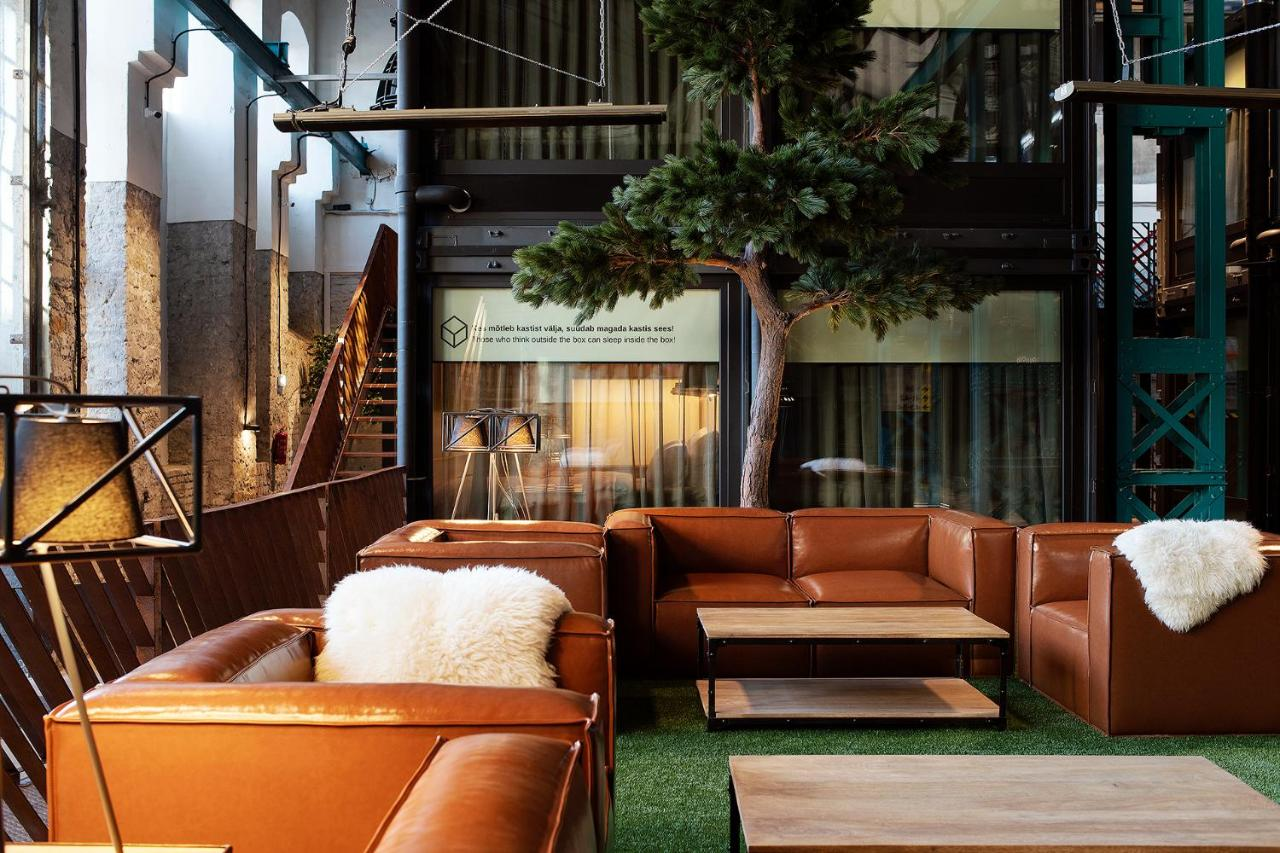 Отель Hektor Container Hotel - отзывы Booking