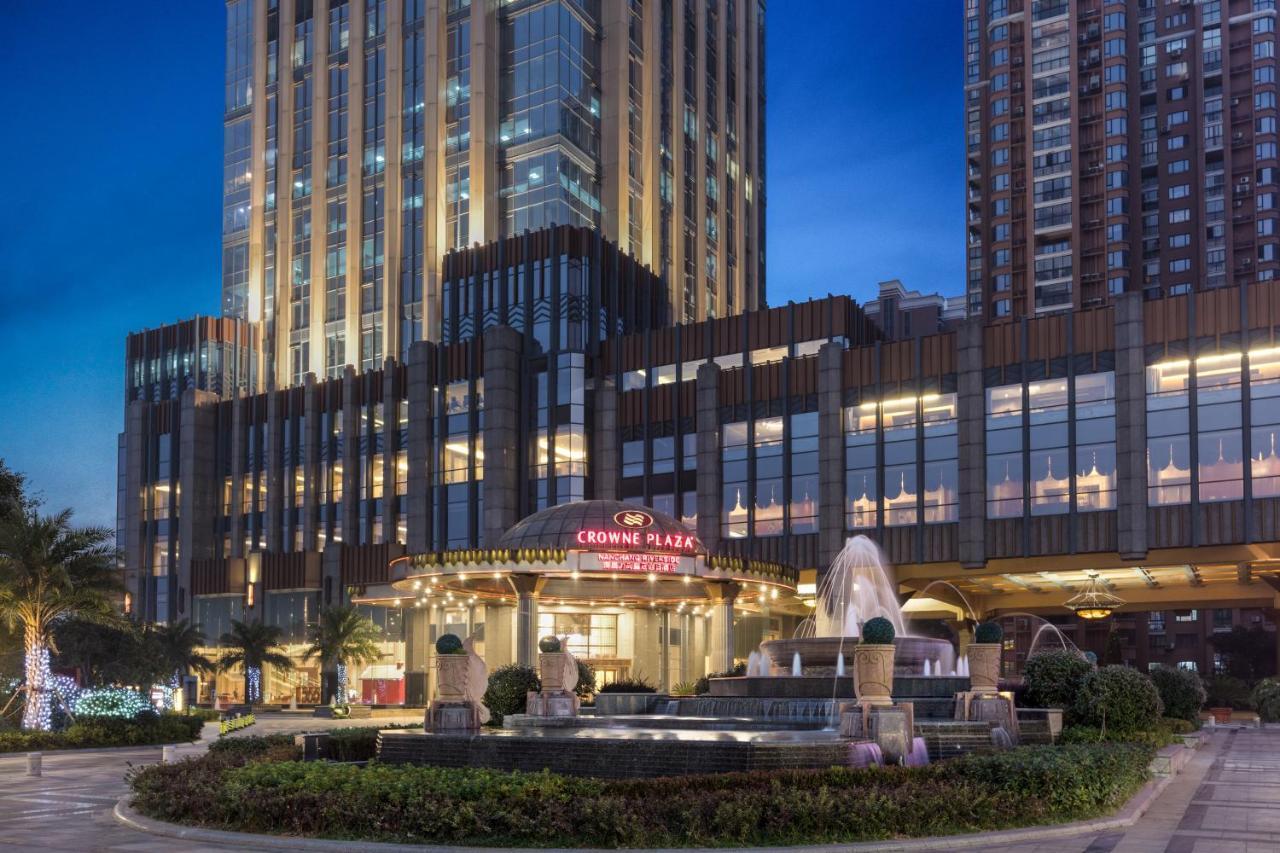 Отель Отель Crowne Plaza Nanchang Riverside, An IHG Hotel