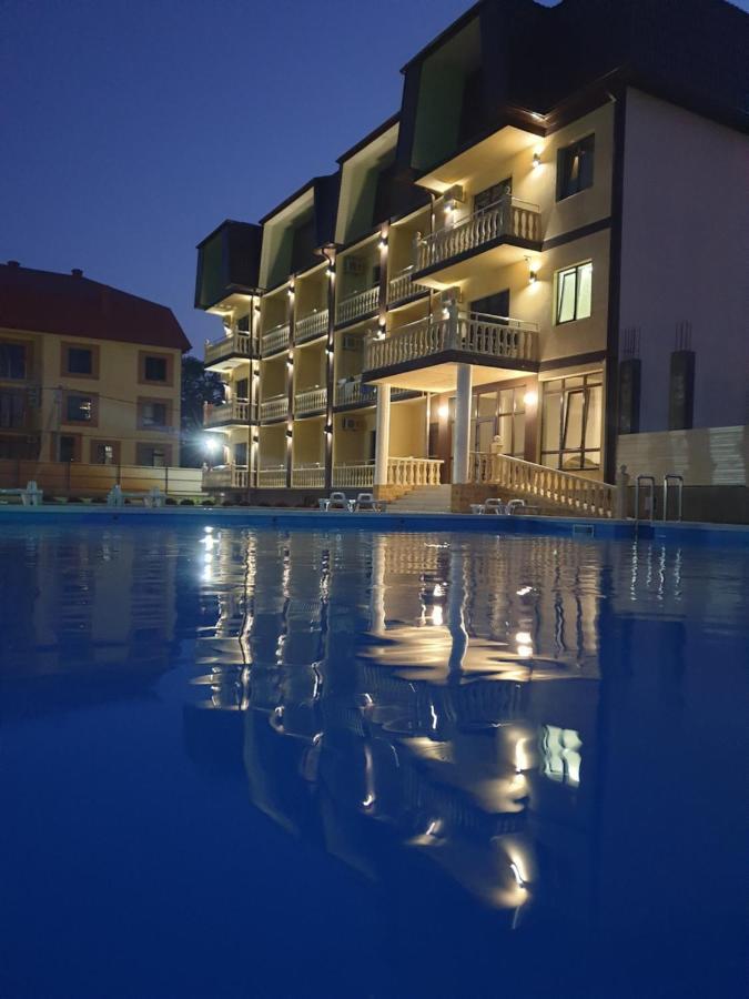 Отель  Аммонит