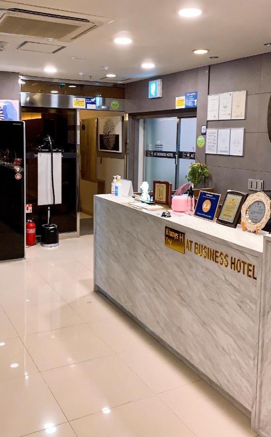 Отель  Changwon AT Business Hotel