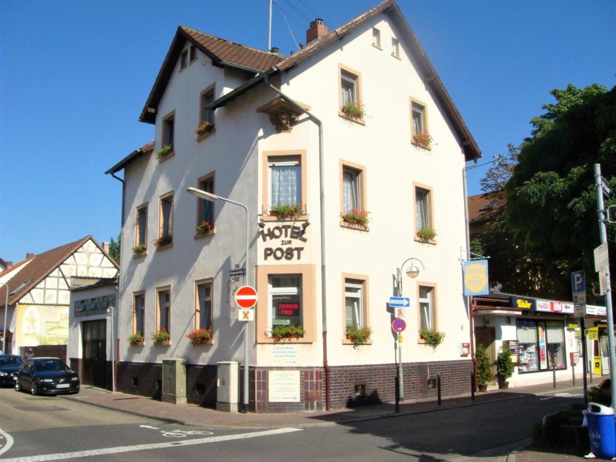 Отель  Hotel zur Post Schwanheim  - отзывы Booking
