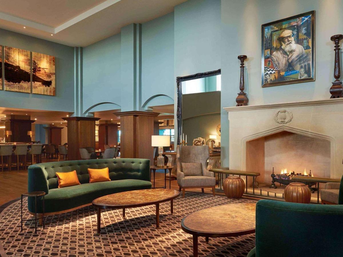 Отель  Fairmont St Andrews, Scotland