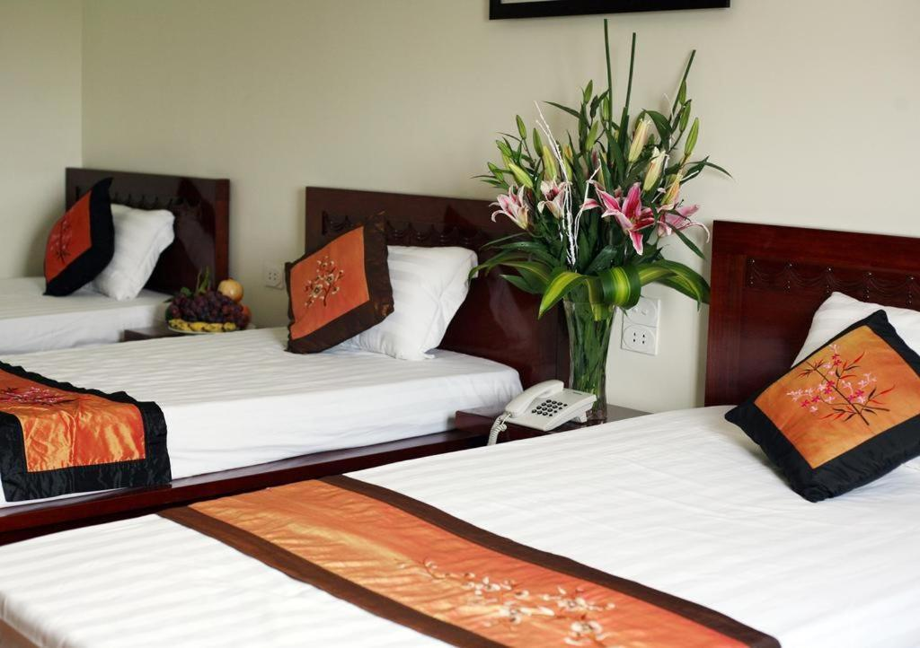 Отель  Indochina Airport Hotel