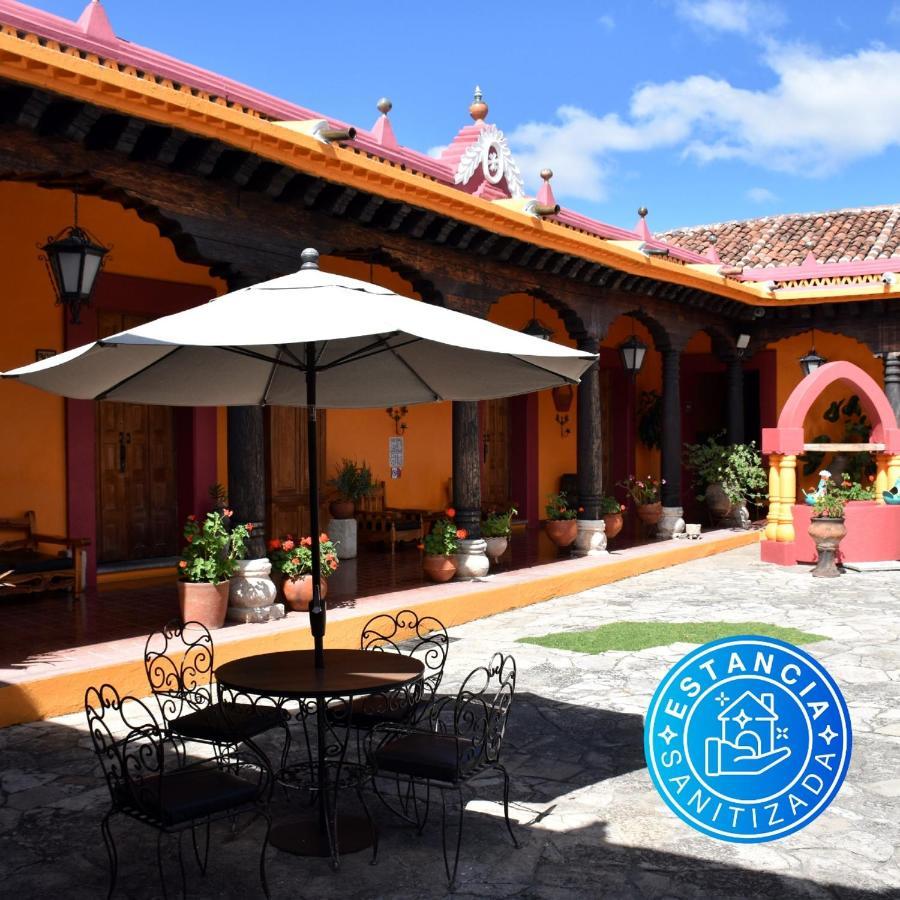 Отель  Hotel Diego de Mazariegos  - отзывы Booking