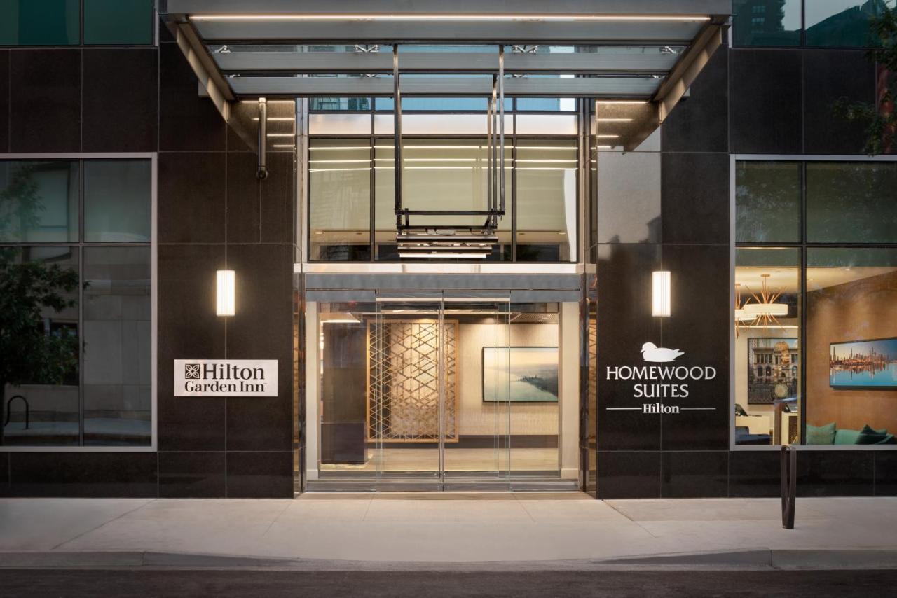 Отель  Hilton Garden Inn Chicago Downtown South Loop