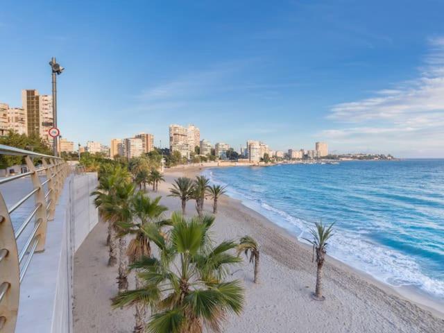 Апартаменты/квартира  PLAYA ALBUFERETA. Espectaculares Vistas Al Mar.