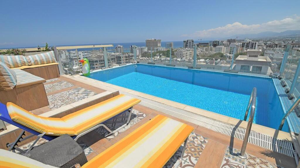Апартаменты/квартиры  Aqua Royal Residence Girne  - отзывы Booking