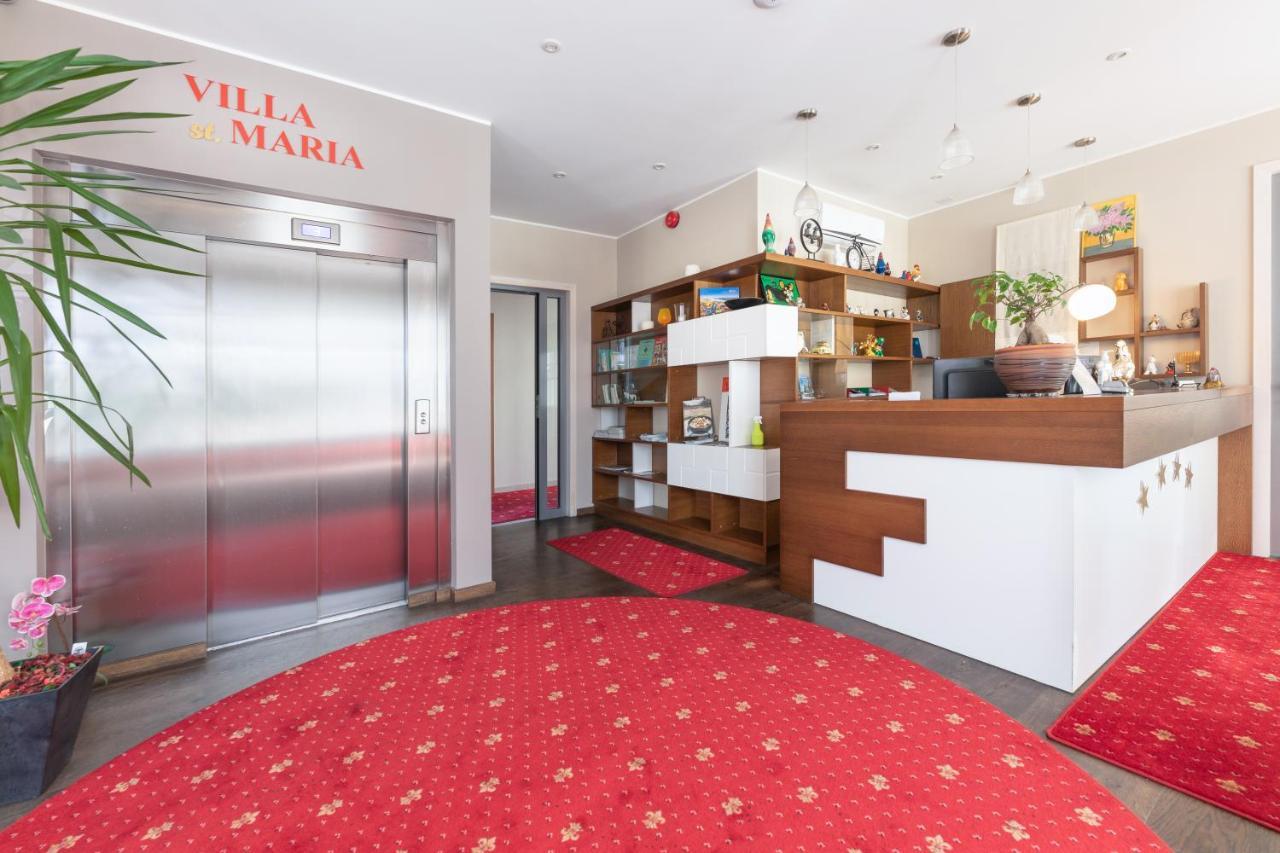 Отель  Villa St Maria  - отзывы Booking