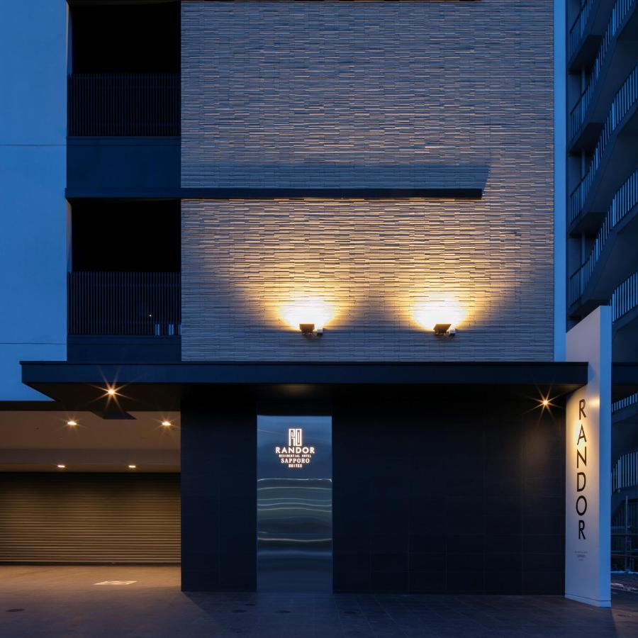 Отель  Randor Residential Hotel Sapporo Suites  - отзывы Booking