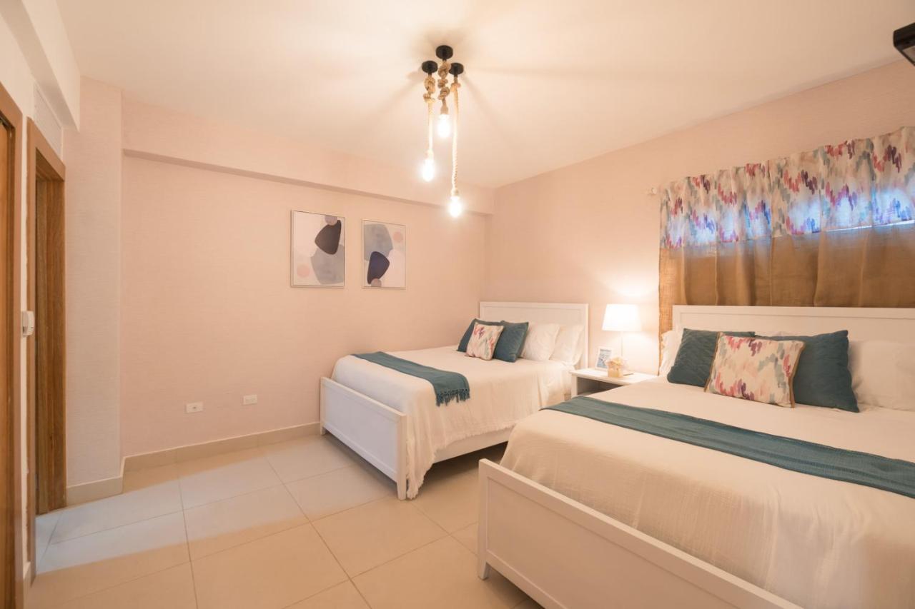 Апартаменты/квартира  Luxury Beachfront Aparment Juan Dolio