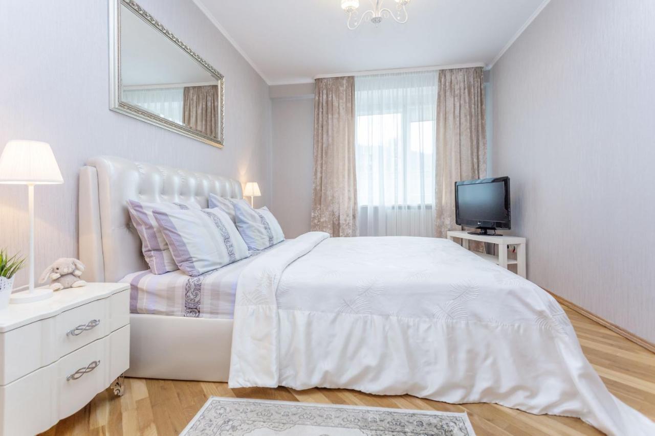 Апартаменты/квартира  3-rooms Lux Apartment Kuibisheva str 69  - отзывы Booking