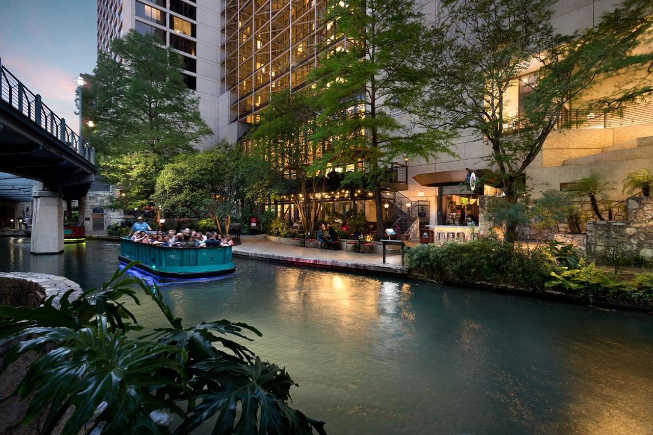Hotel Hyatt Regency San Antonio Riverwalk Tx Booking Com