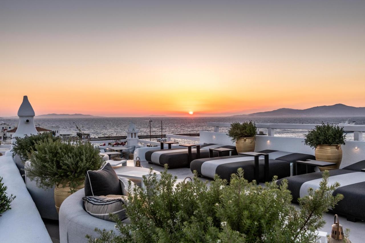 Отель  The TownHouse Mykonos