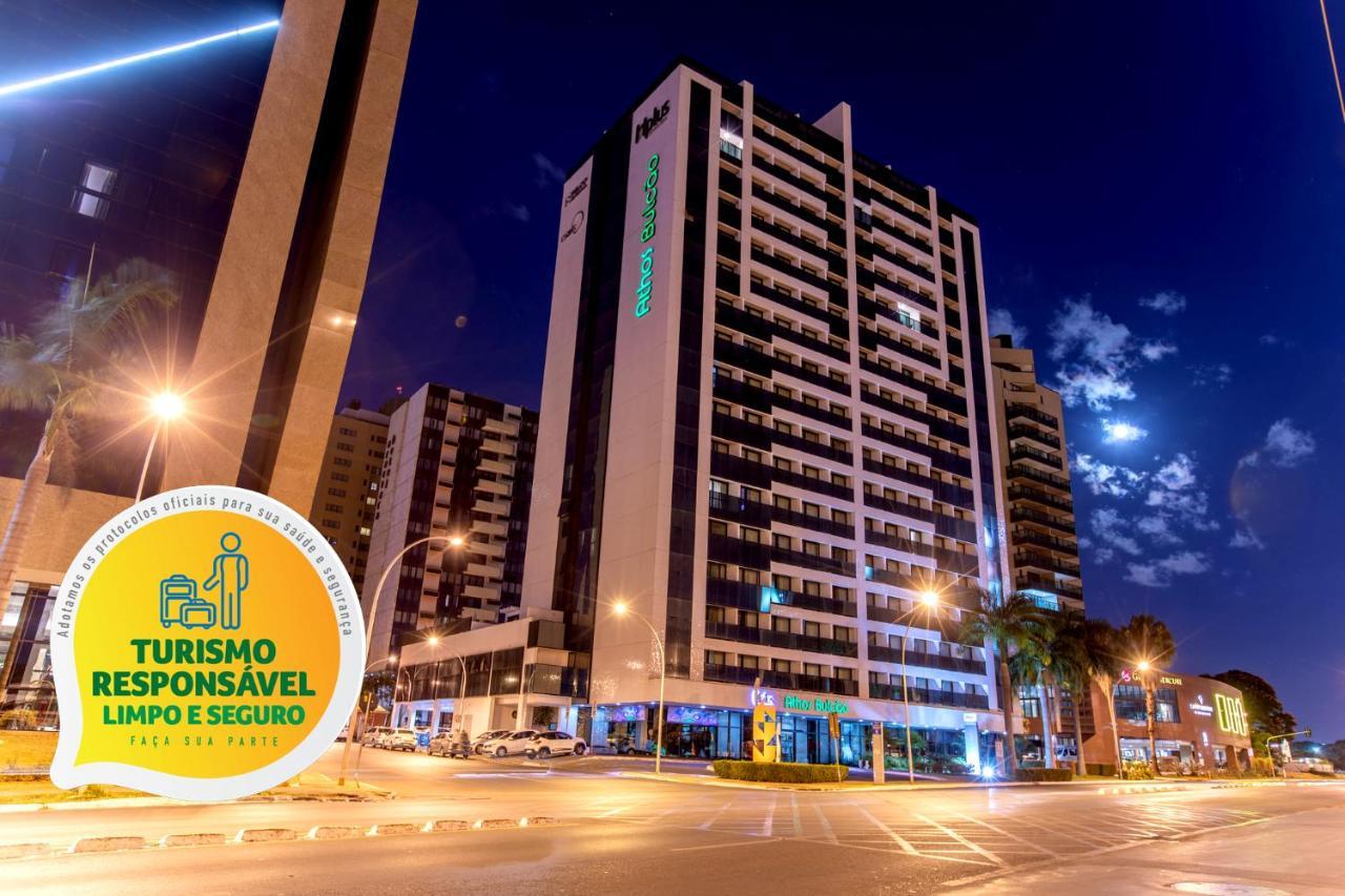 Отель  Athos Bulcão Hplus Executive
