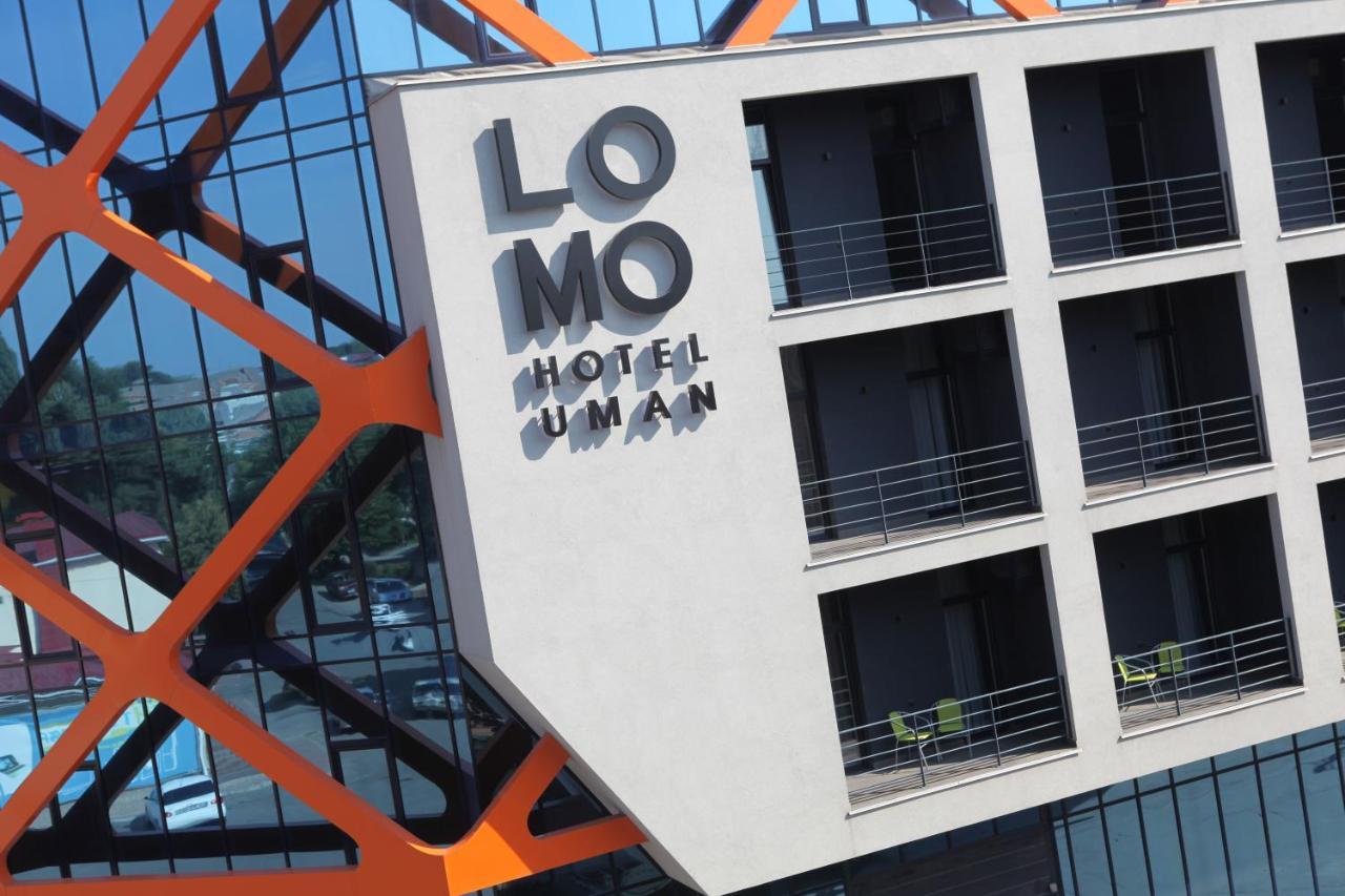Отель LOMO Hotel Uman
