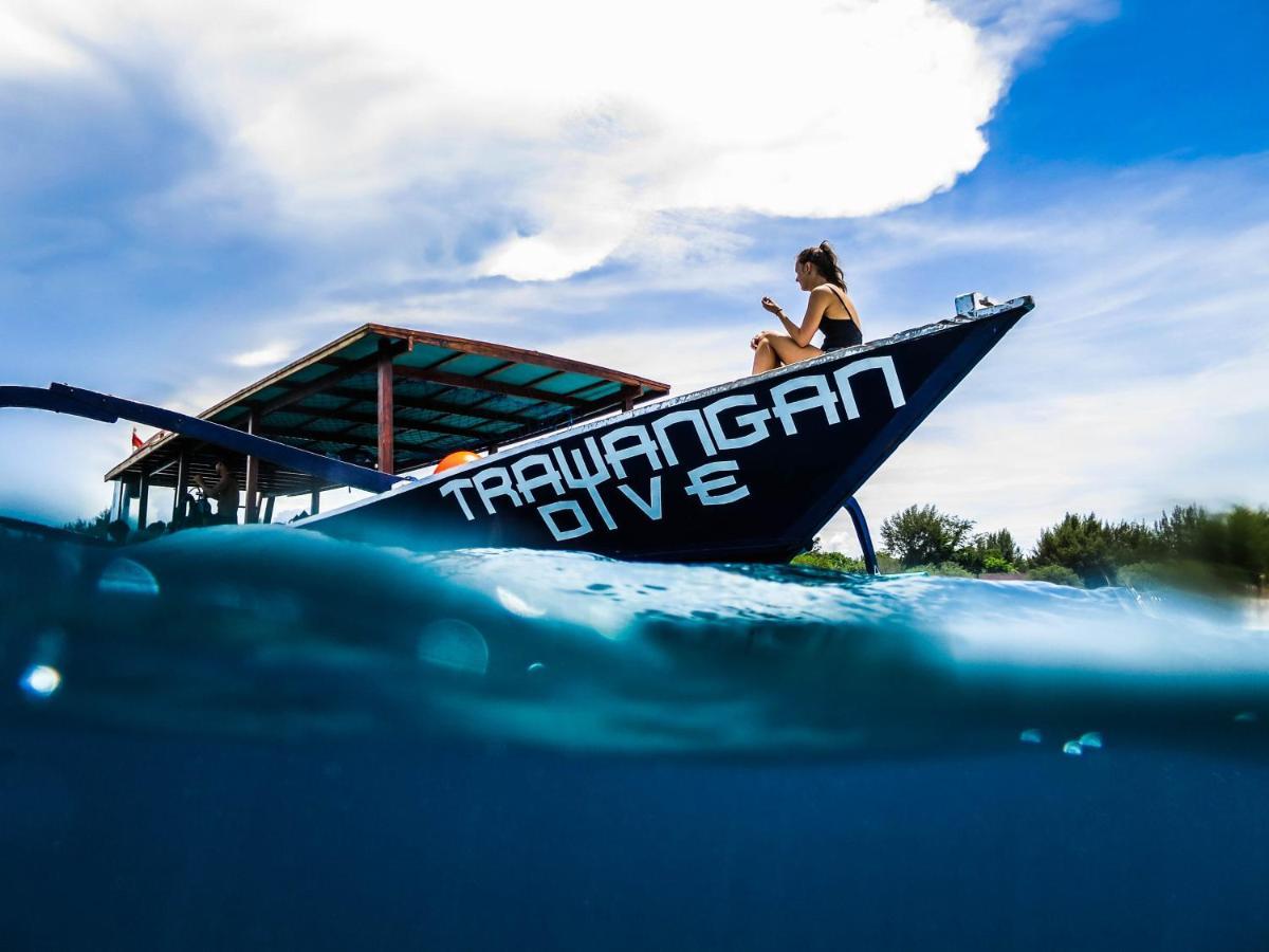 Гостевой дом  Trawangan Dive Resort