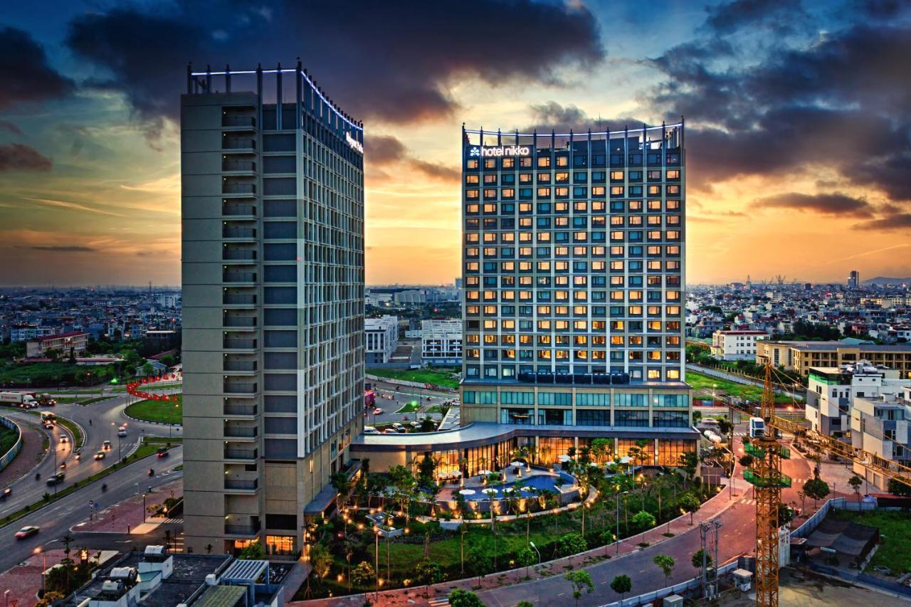 Отель  Отель  Hotel Nikko Hai Phong