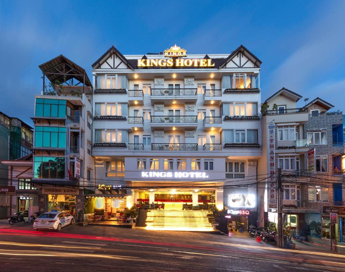 Отель Kings Hotel Dalat