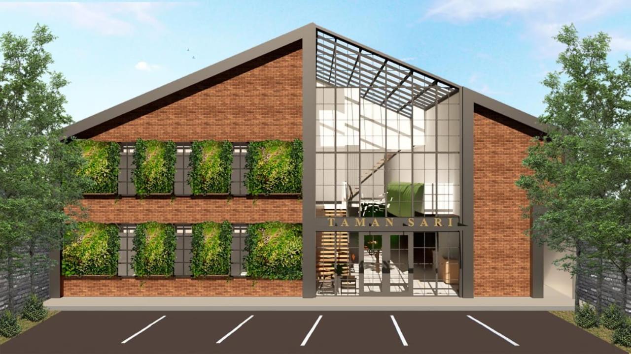 Nunia Tamansari Hotel Serang Harga Terkini 2021