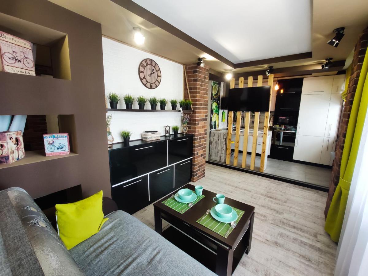 Фото  Апартаменты/квартира  Апартаменты в современном жилом комплексе с шикарным видом