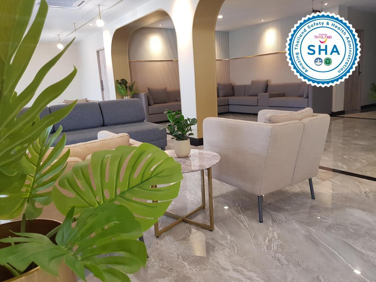 Отель  The Phoenix Hotel Bangkok - Suvarnabhumi Airport  - отзывы Booking