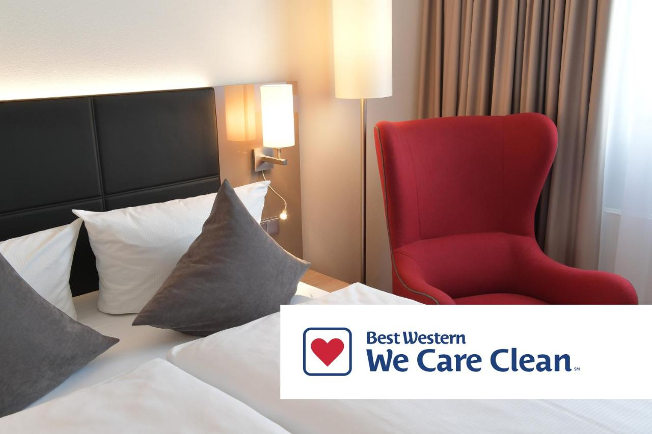 Отель  Best Western Queens Hotel Pforzheim-Niefern
