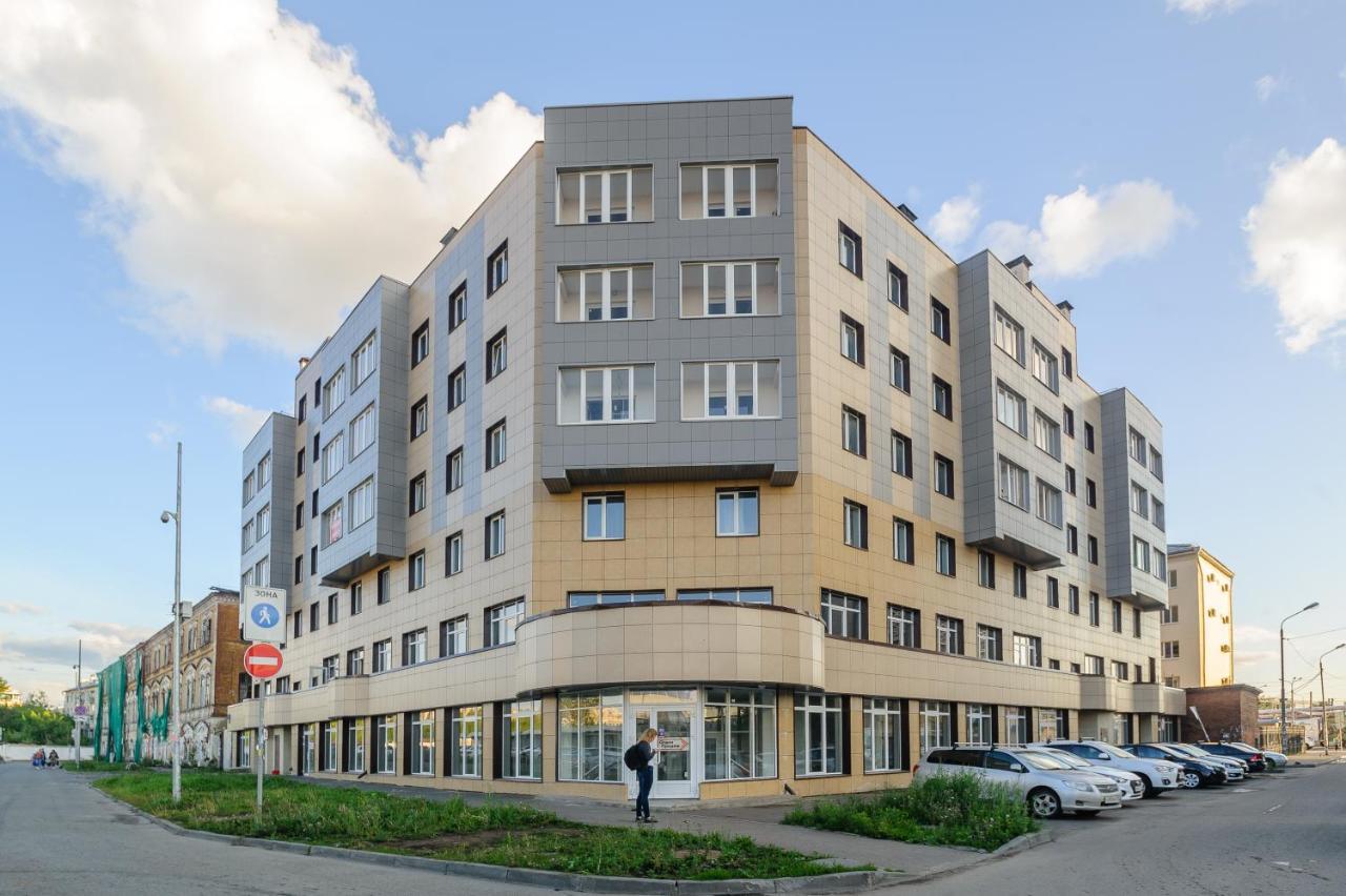 Апартаменты/квартиры  Апартаменты у ж/д вокзала  - отзывы Booking