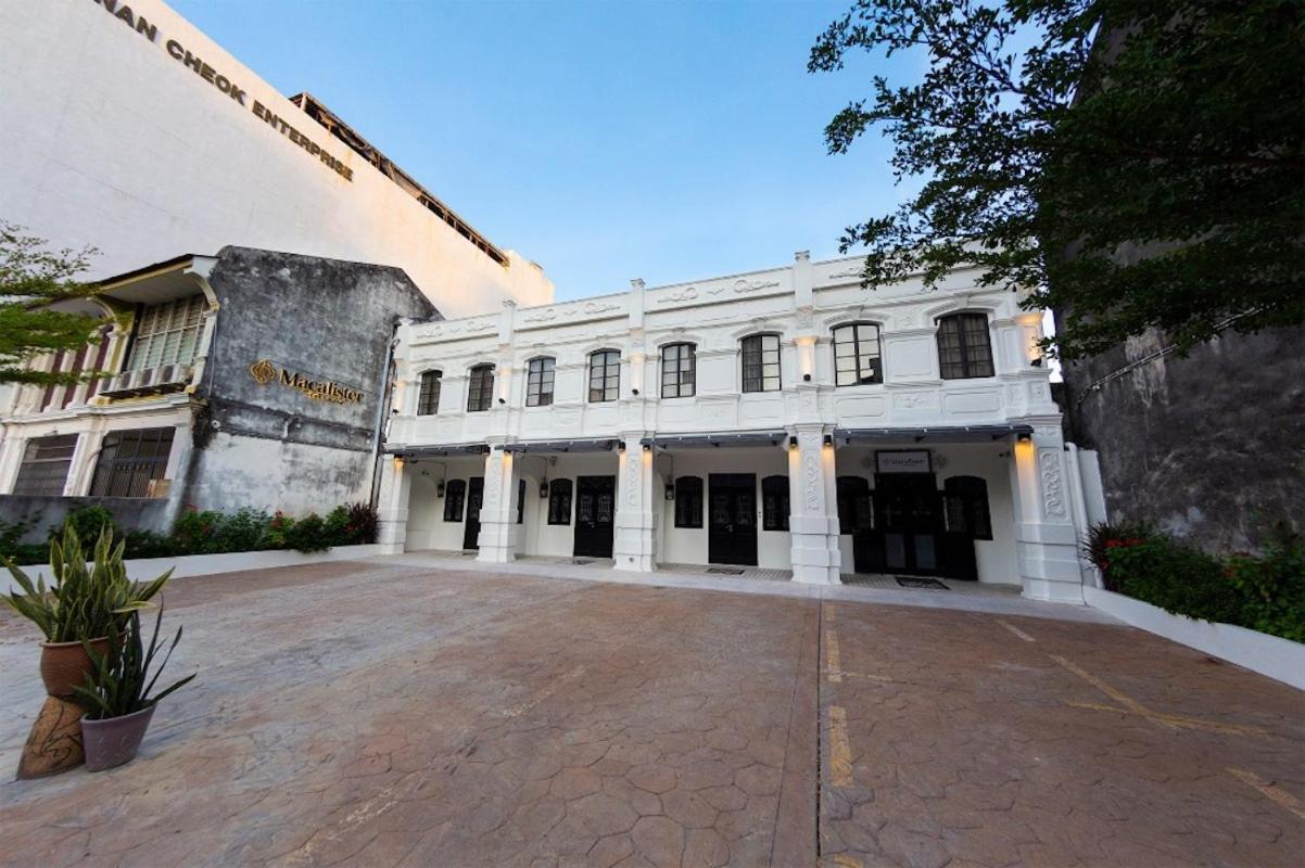 Отель  Macalister Terraces Hotel  - отзывы Booking
