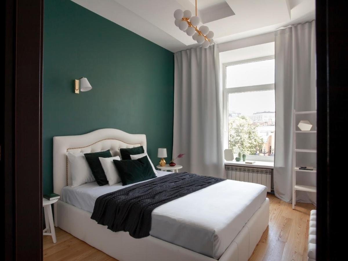 Апартаменты/квартира  Sands_byApartica  - отзывы Booking