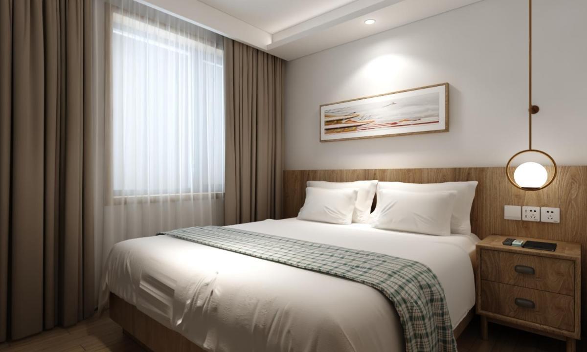 Отель  Happy Dragon Saga Hotel Beijing Tian'AnMen Forbidden City  - отзывы Booking