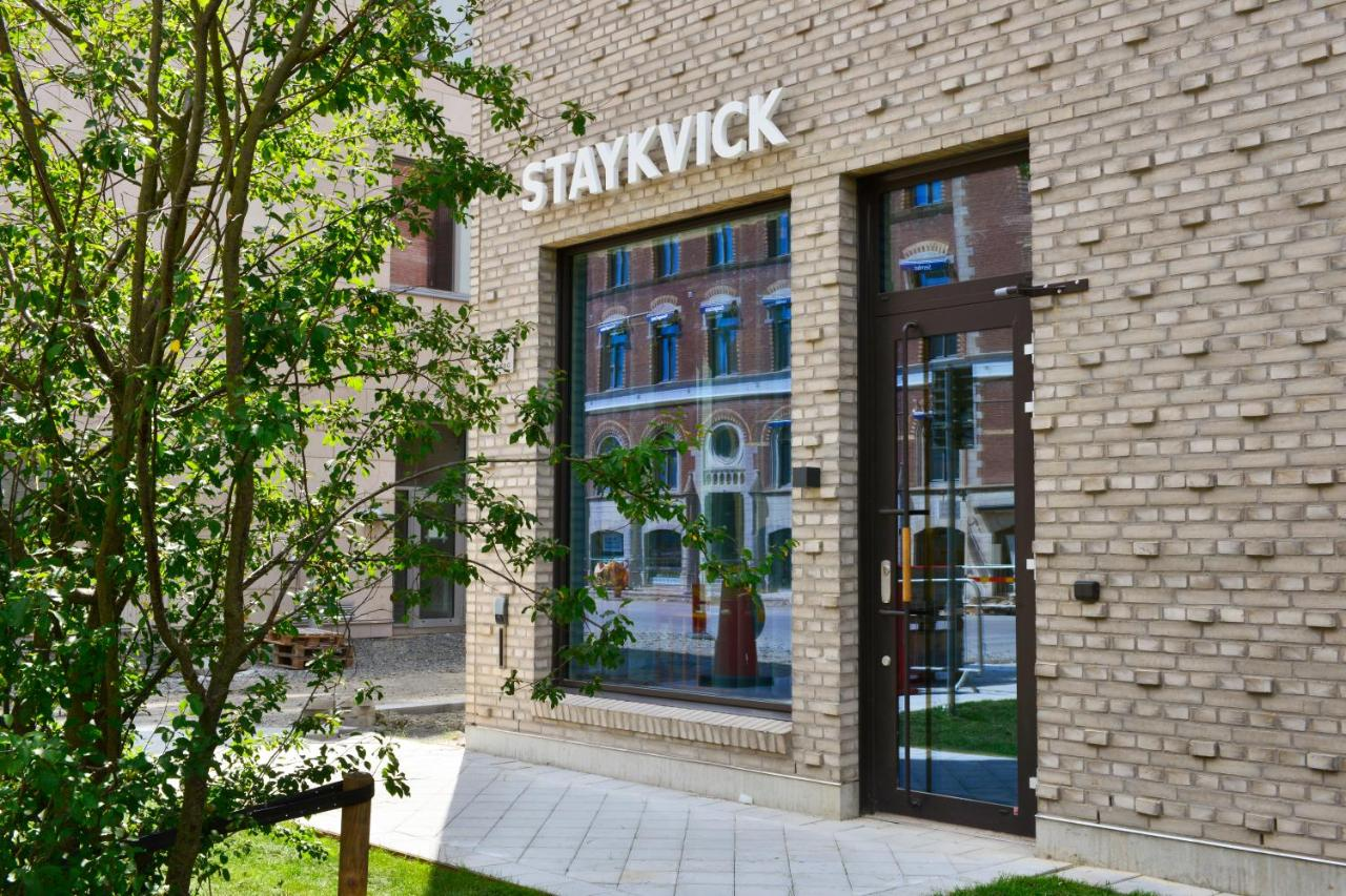 Отель  Staykvick Boutique Hostel