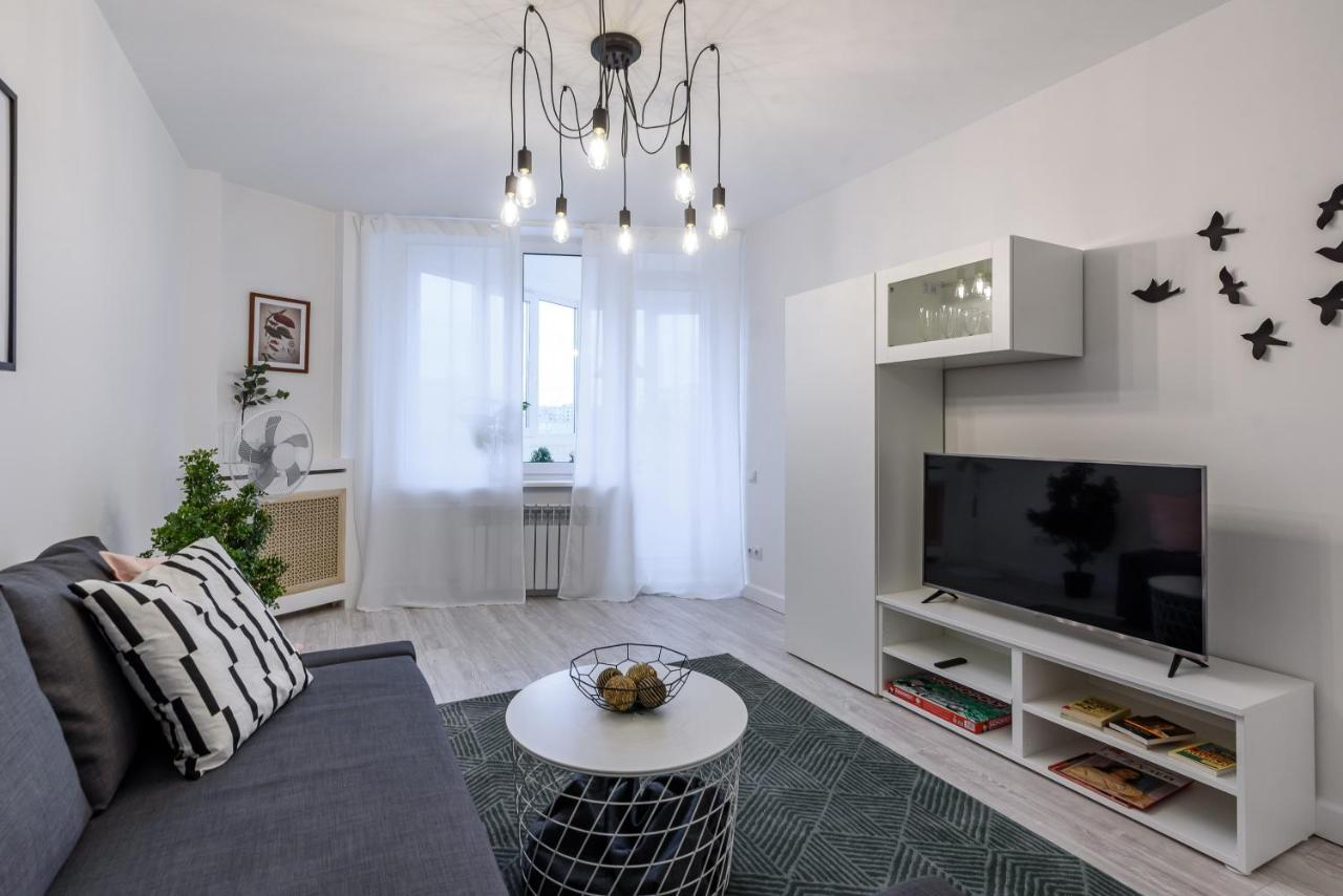 Апартаменты/квартира  Novosmolenskaya 2 By Fanoteli