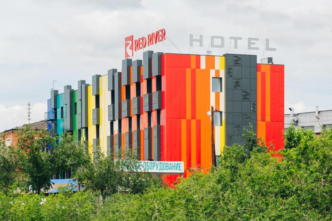 Фото  Отель  Red River Hotel