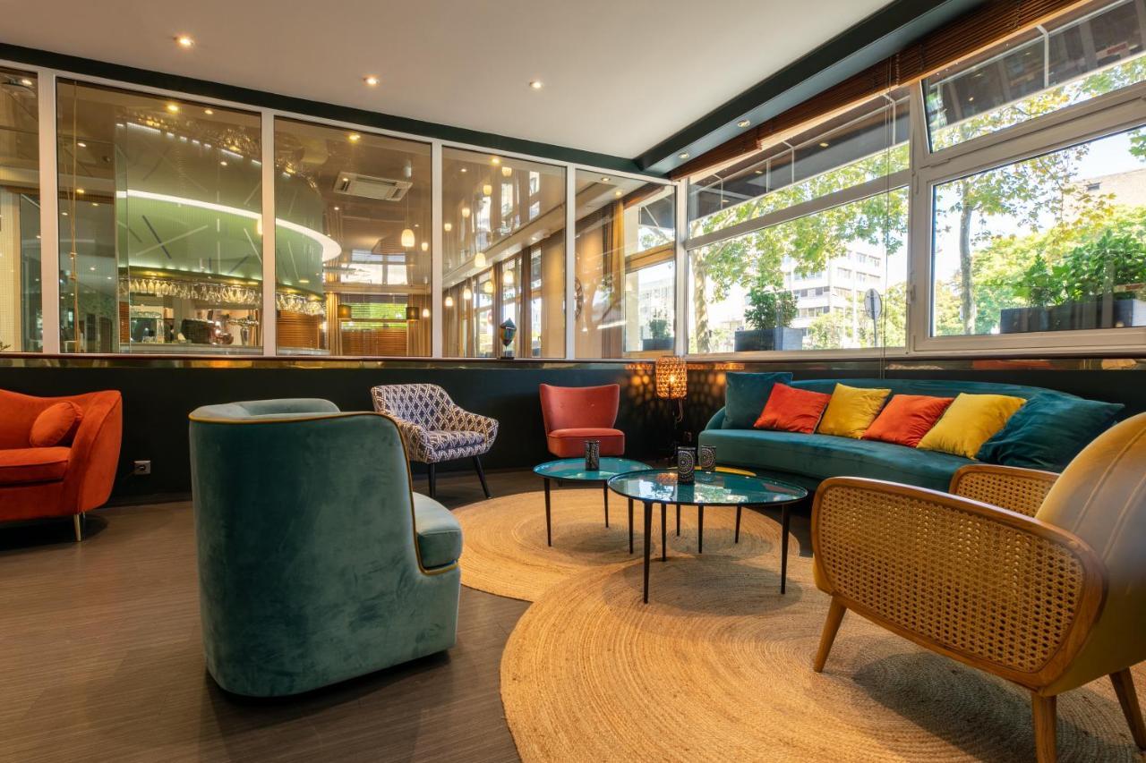 Отель  Hotel The Originals Boutique Nanterre La Défense  - отзывы Booking