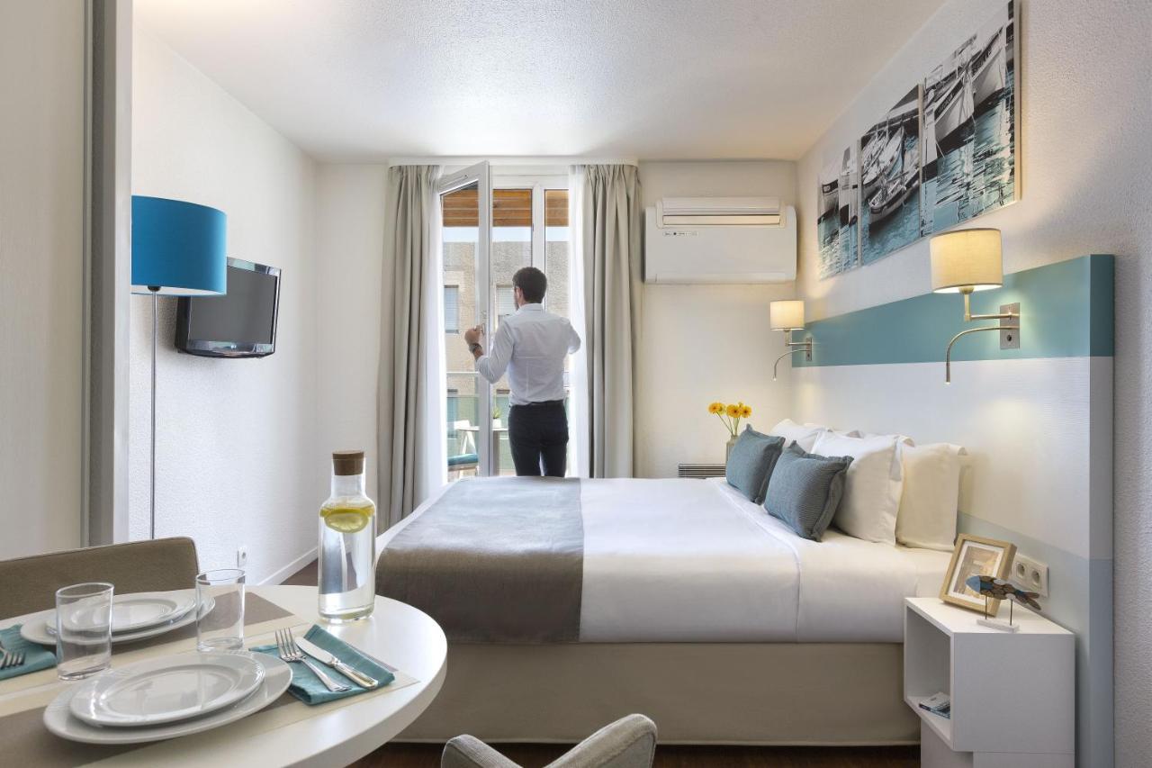 Апарт-отель  Citadines Castellane Marseille  - отзывы Booking