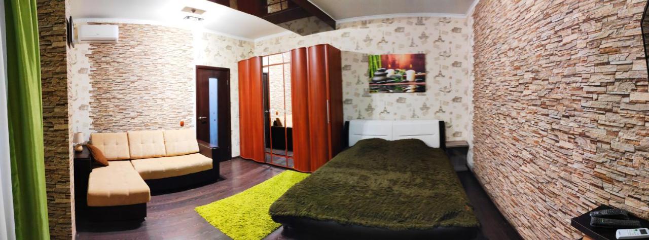 Фото  Апартаменты/квартира  Apartments On Radujnaya