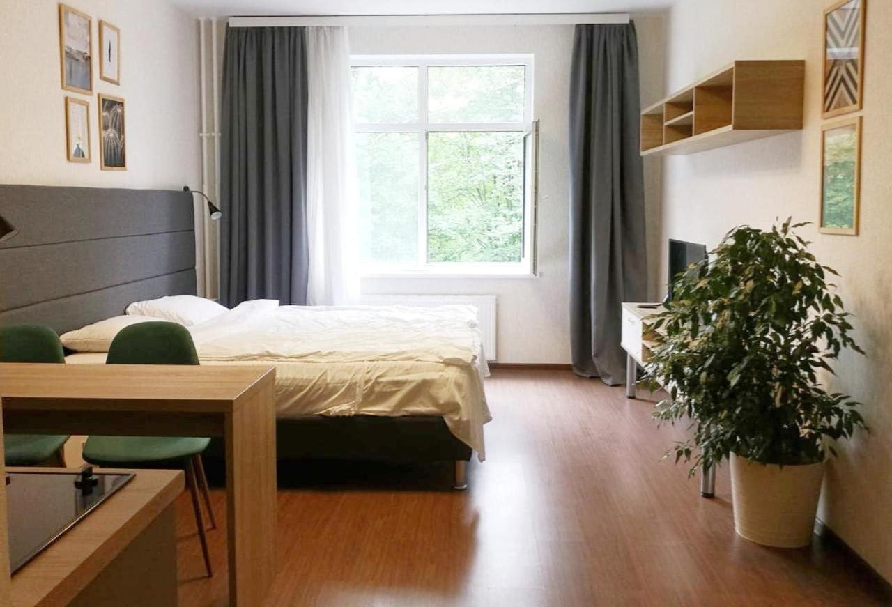 Апартаменты/квартира ЖК Елагин Аппартаменты - отзывы Booking