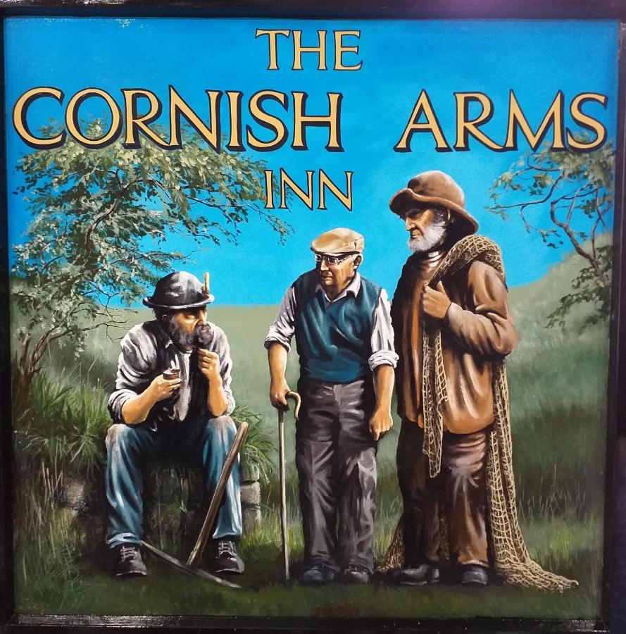 Мини-гостиница  Cornish Arms Inn Port Isaac 2 Miles