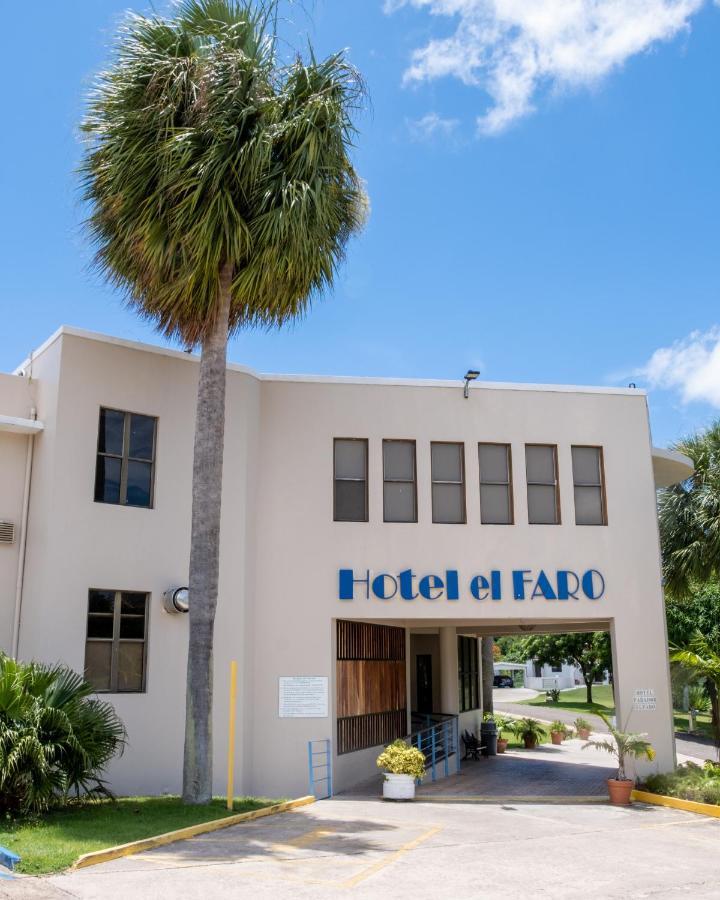 Отель  Отель  Parador El Faro