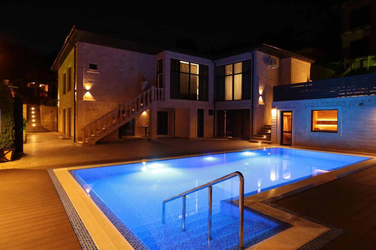 Отель  Boutique-hotel ANANA  - отзывы Booking