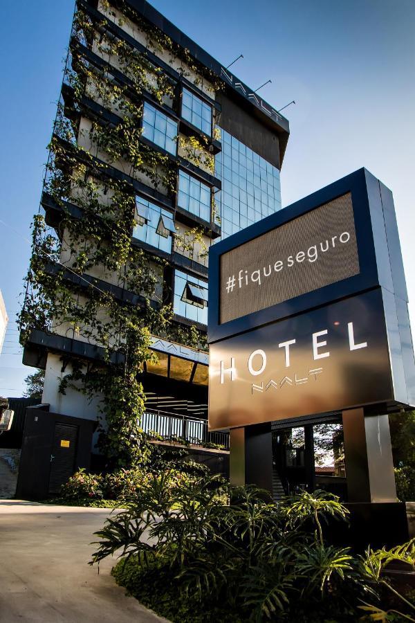 Отель  Отель  Naalt Hotel Joinville