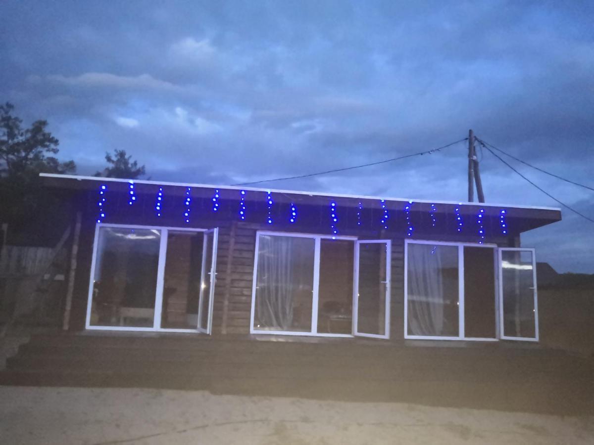 Фото  Дом для отпуска  Гостивой дом на Байкале о ОЛЬХОН SAHARA