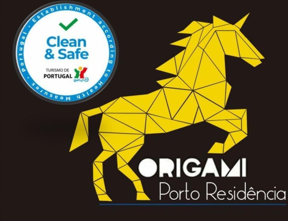 Хостел  Origami Porto Residência & Hostel